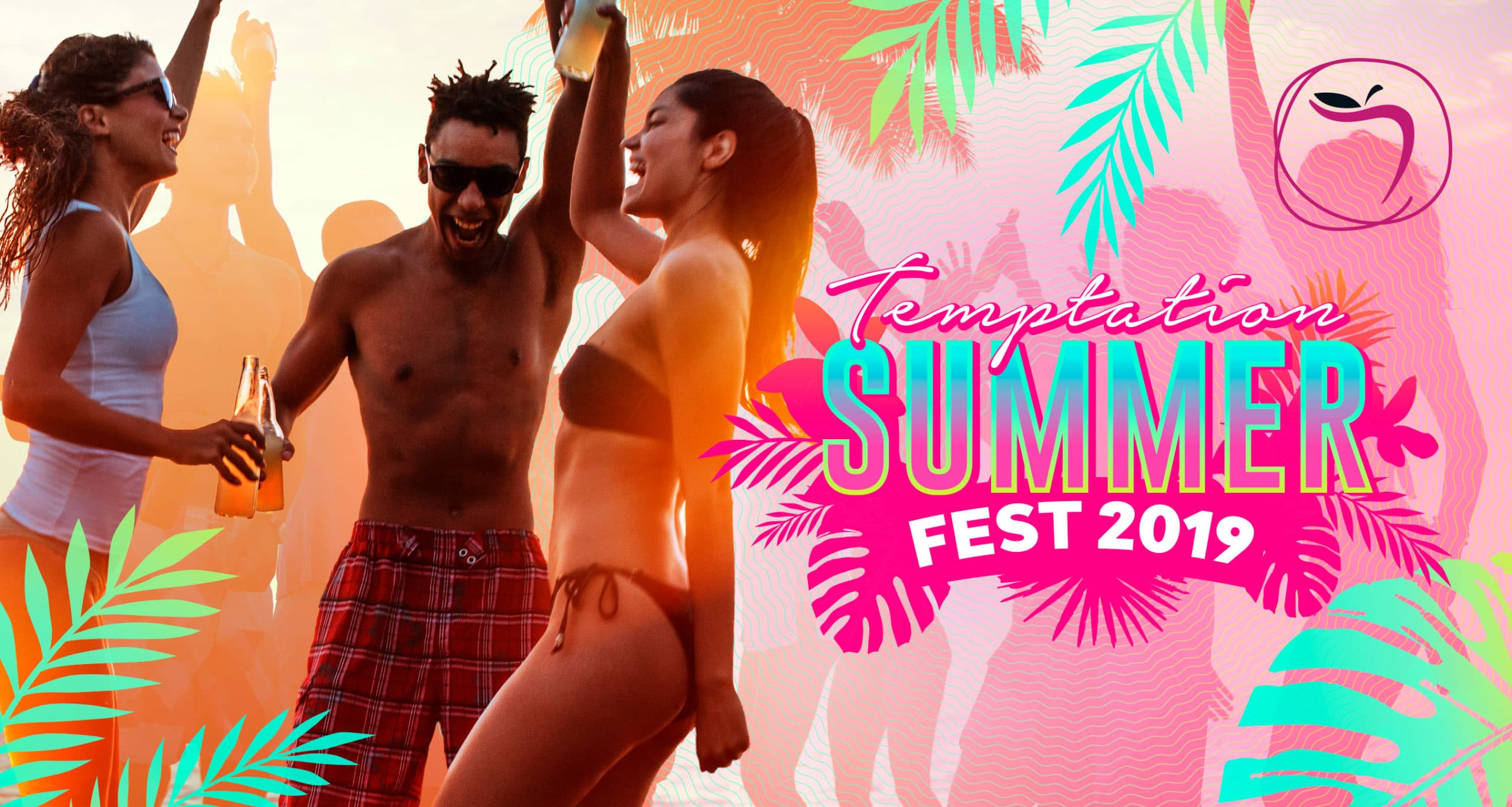 Temptation Cancun Resort | Summer Fest