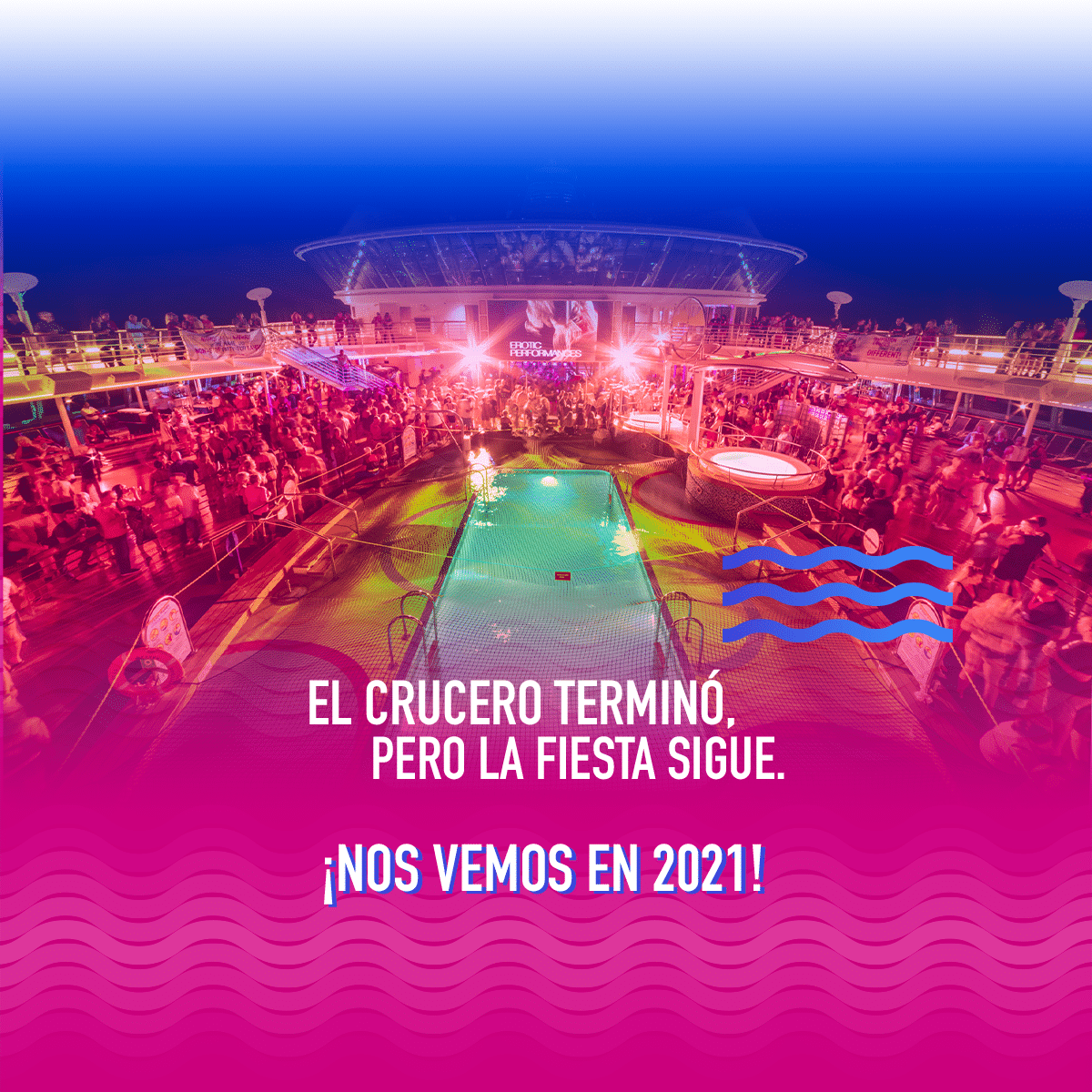 Temptation Caribbean Cruise 2020 | Temptation Experience