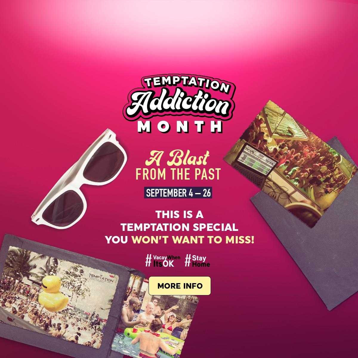 Temptation Addiction Month